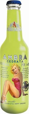 Abbondio Ambra Cedrata 0,275 ltr.