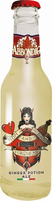 Abbondio Tattoo Ginger Potion Ale 0,20 ltr.