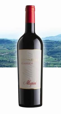 Allegrini Valpolicella Classico DOC 2019 0,375 ltr.