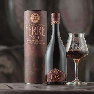 Baladin Birra Terre Riserva Teo Musso 12,0% 0,50 ltr.