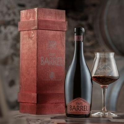 Baladin Birra Xyauyù Barrel 14% 0,50 ltr.