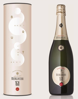 Berlucchi Franciacorta '61' Cuvée Storica Brut 0,75 ltr.
