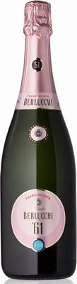 Berlucchi Franciacorta '61' Cuvée Storica Rosé 0,75 ltr.