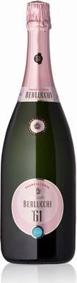 Berlucchi Franciacorta '61' Cuvée Storica Rosé 1,50 ltr.