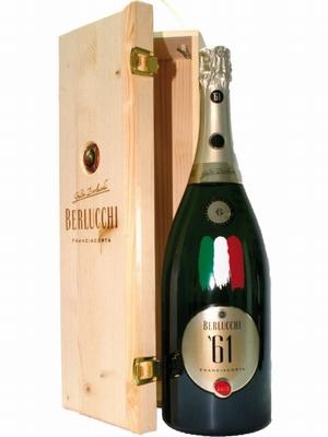 Berlucchi Franciacorta '61' Cuvée Storica Brut 1,50 ltr.