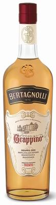 Bertagnolli Grappino Grappa Oro 40% 0,70 ltr.