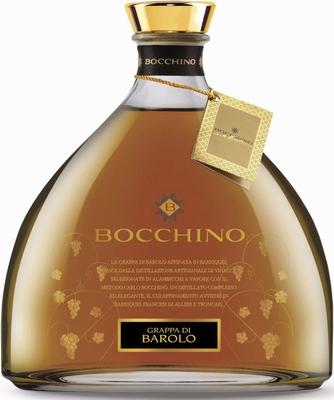 Bocchino Grappa Vitigno Barolo Barriques 40% 0,70 ltr.