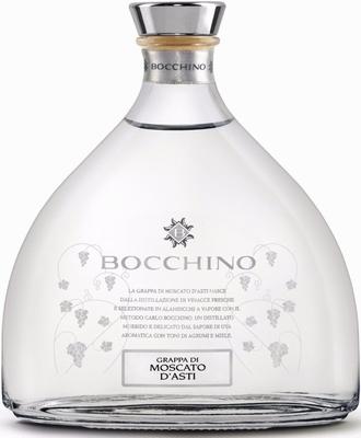 Bocchino Grappa Vitigno Moscato d'Asti Bianca 40% 0,70 ltr.