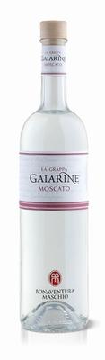 Bonaventura Maschio Grappa Gaiarine Moscato 40% 0,70 ltr.
