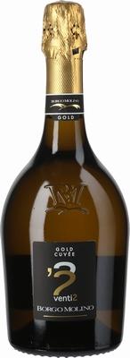 Borgo Molino Gold Brut Cuvée Oro 0,75 ltr.