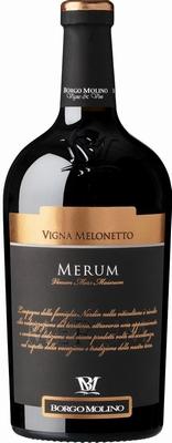 Borgo Molino Merum Rosso 2015 DOC 0,75 ltr.