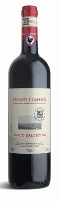 Borgo Salcetino Chianti Classico DOCG 0,75 ltr.