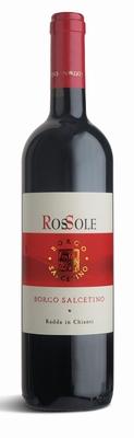 Borgo Salcetino Rossole Sangiovese & Merlot 0,75 ltr.
