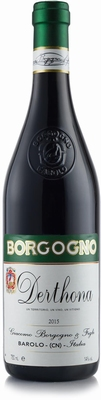 Borgogno Derthona Timorasso Colli Tortonesi DOC 0,75 ltr.