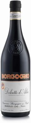 Borgogno Dolcetto d'Alba DOC 0,75 ltr.