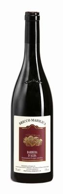 Bricco Maiolica Barbera d'Alba DOC 2018 0,75 ltr.