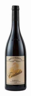 Bricco Maiolica Barolo Contadin DOCG 2014 0,75 ltr.