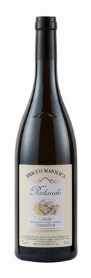 Bricco Maiolica Rolando Langhe Chardonnay 2018 0,375 ltr.