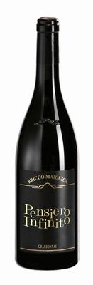 Bricco Maiolica Chardonnay Pensiero Infinito 2016 0,75 ltr.