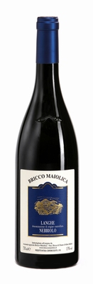 Bricco Maiolica Langhe Nebbiolo DOC 2018 0,75 ltr.