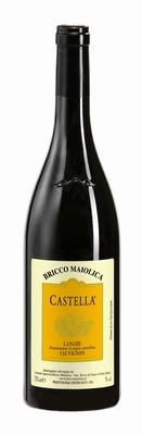 Bricco Maiolica Langhe Sauvignon Fumè Castella 0,75 ltr.