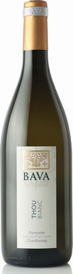 Cantina Bava Thou Bianc Chardonnay DOC 0,75 ltr.