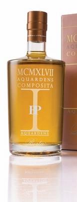 Berta Grappa MCMXLVII Aquardens Composita 43% 0,70 ltr.