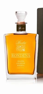 Berta Grappa Ròndena Amarone Riserva 43% 0,70 ltr.