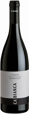 Ca'Bianca Guardastelle Langhe Nebbiolo DOC 0,75 ltr.