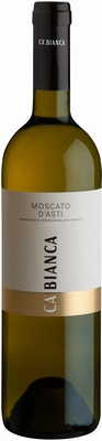 Ca'Bianca Moscato d'Asti DOC 0,75 ltr.