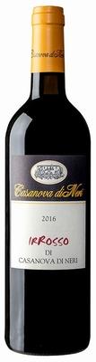 Casanova di Neri IRRosso Toscana IGT 2016 0,75 ltr.