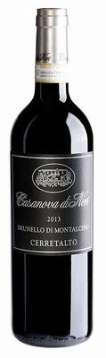 Casanova di Neri Cerretalto Brunello Montalc. 2015 0,75 ltr.