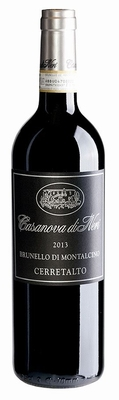 Casanova di Neri Cerretalto Brunello Montalc. 2013 1,50 ltr.