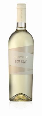 Cantele Chardonnay Salento IGT 2018 0,75 ltr.