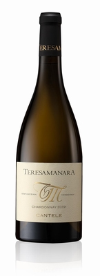 Cantele Chardonnay Salento Teresa Manara IGT 2019 0,75 ltr.