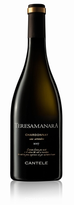 Cantele Chardonnay Teresa Manara 5 Settembre 2018 0,75 ltr.