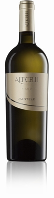 Cantele Fiano Alticelli IGT 2015 0,75 ltr.