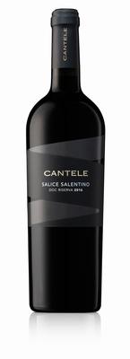 Cantele Salice Salentino Riserva DOC 2016 0,75 ltr.