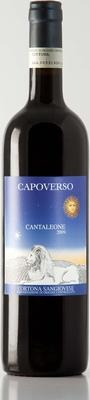 Capoverso Cantaleone Cortona Sangiovese DOC 0,75 ltr.