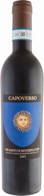 Capoverso Vin Santo di Montepulciano 2001 0,375 ltr.