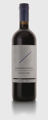 Cascina Chicco Barbera d'Alba Granera Alta DOC 0,75 ltr.
