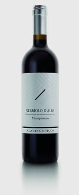 Cascina Chicco Nebbiolo d'Alba Mompissano DOC 0,75 ltr.