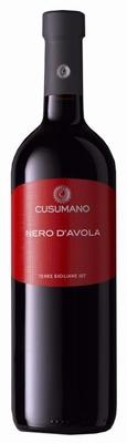 Cusumano Nero d'Avola Sicilia DOC 2020 0,75 ltr.