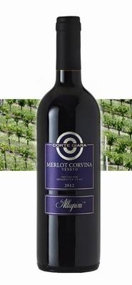 Corte Giara Merlot Corvina IGT 2019 0,75 ltr.