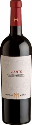 Castello Monaci Liante Salice Salentino DOC 0,75 ltr.