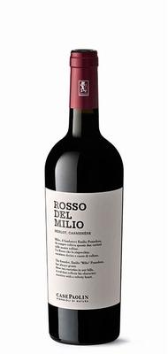 Case Paolin Rosso del Milio Veneto IGT Bio 0,75 ltr.
