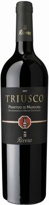 Rivera Triusco Primitivo di Manduria DOC 2018 0,75 ltr.