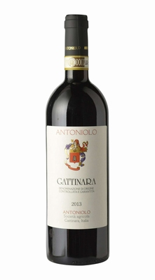 Antoniolo Gattinara DOCG 2013 0,75 ltr.