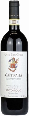 Antoniolo Gattinara Osso San Grato DOCG 2013 0,75 ltr.