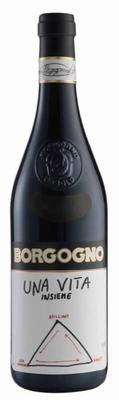 Borgogno Barolo Una Vita Insieme DOCG 2014 0,75 ltr.